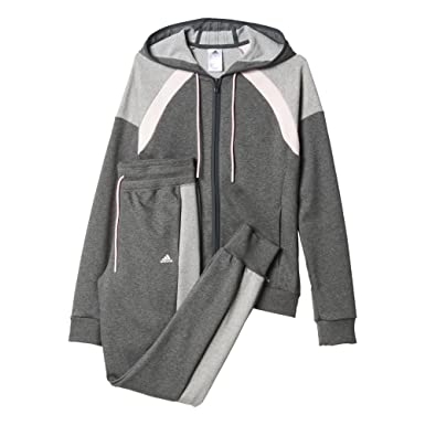 adidas Young Cott Suit - Chándal para mujer: adidas: Amazon.es ...