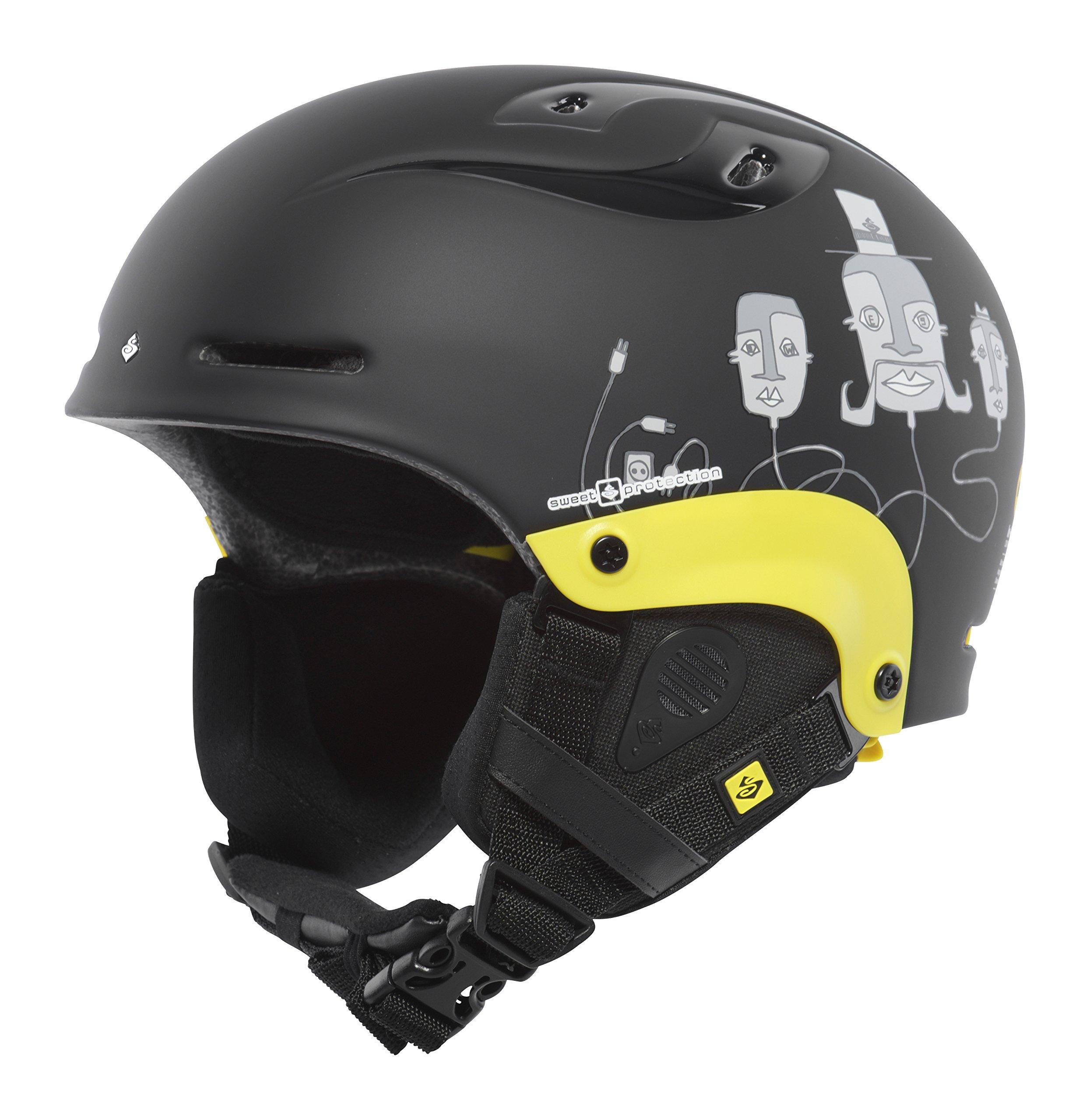 Sweet Protection Blaster MIPS Helmet - Kids' Dirt Black, S/M