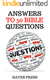 Answers to 50 Bible Questions