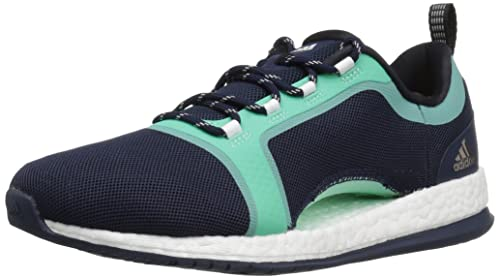 the best attitude 996d6 8e8bc adidas Performance Womens Shoes  Pure Boost X TR 2 Cross-Trainer,  Collegiate Navy