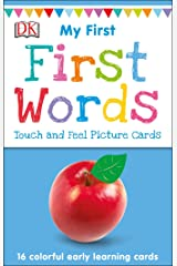 My First Touch and Feel Picture Cards: First Words (My 1st T&F Picture Cards) Cards