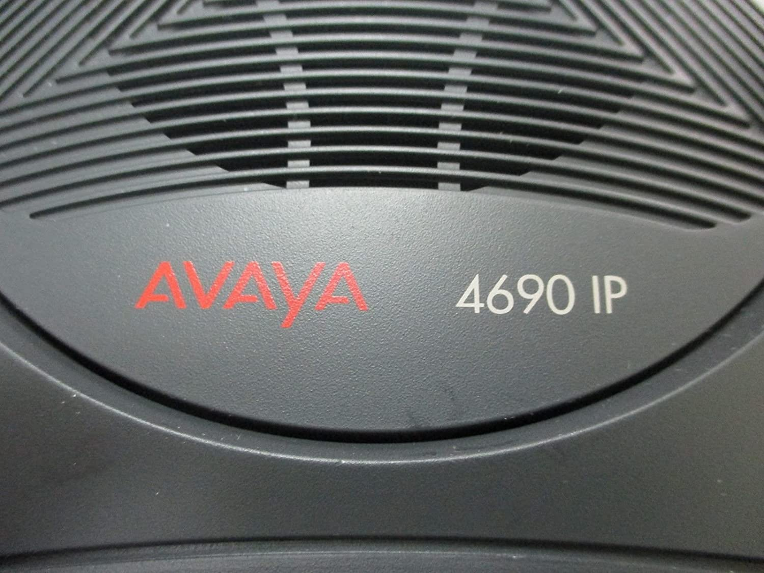 Avaya Polycom 4690 IP 2301-06682-001 Conference Telephone ONLY - NO POE POWER - - Amazon.com