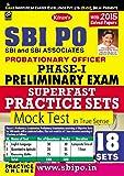 SBI & SBI Associates Probationary Officer Phase - I Pre. Exam Superfast Practice Sets - 1652