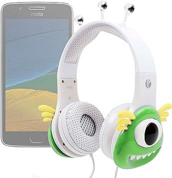Auricular Audio Pequeño monstruo para Motorola Moto G5 (5