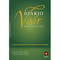 Biblia de estudio del diario vivir NTV (Spanish Edition)