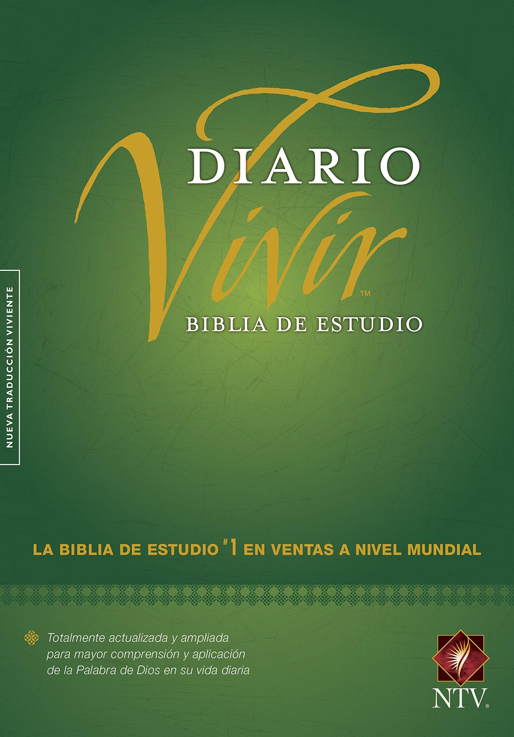 Biblia de estudio del diario vivir NTV (Spanish Edition) pdf epub