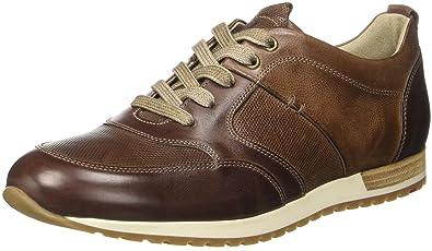LLOYD Baxley, Zapatillas Para Hombre, Braun (Cigar/Lama), 43 EU