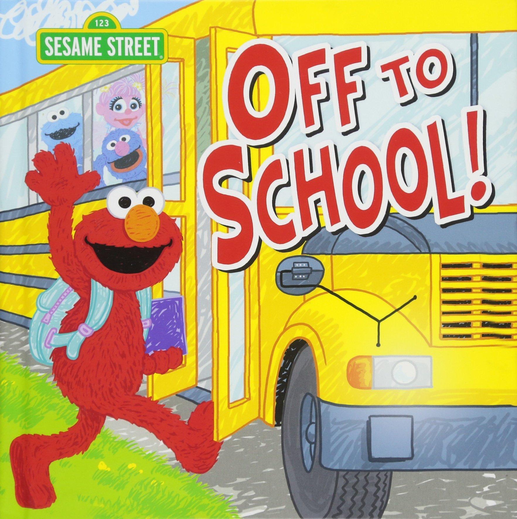 Download Off to School! (Sesame Street Scribbles Elmo) pdf epub