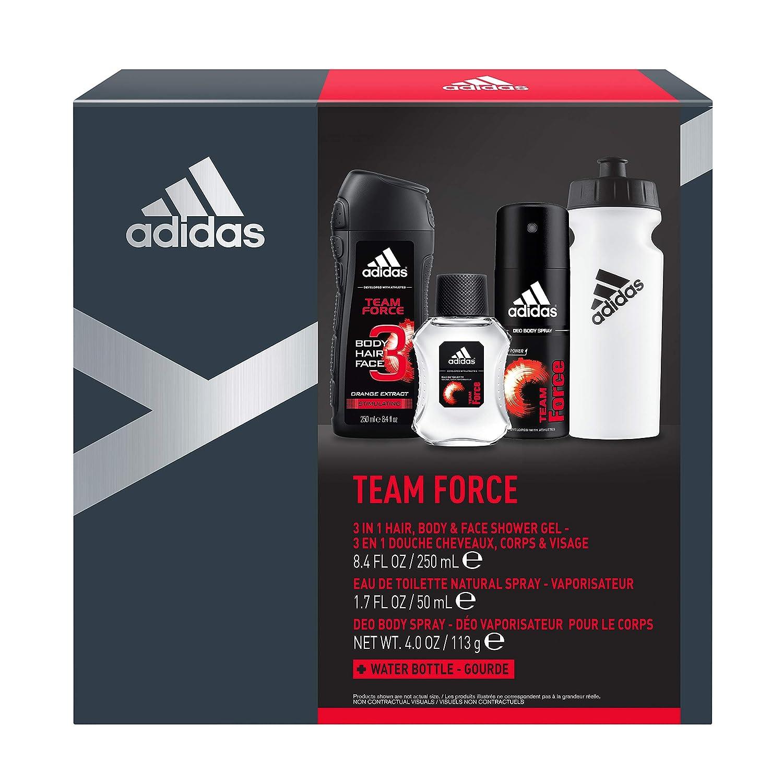 590af8cfb540 adidas Team Force 4 Piece Gift Set