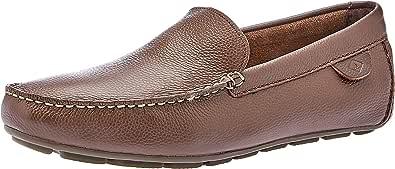 Sperry Wave Driver Venetian Men's Loafer Flats, Brown, 11.5 US