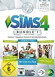 Die SIMS 4 - Bundle 1 (Code in der Box) [import allemand]
