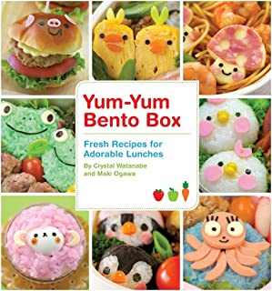 Yum-Yum Bento Box Fresh Recipes for Adorable Lunches  sc 1 st  Amazon.com & Kawaii Bento Boxes: Cute and Convenient Japanese Meals on the Go ... Aboutintivar.Com