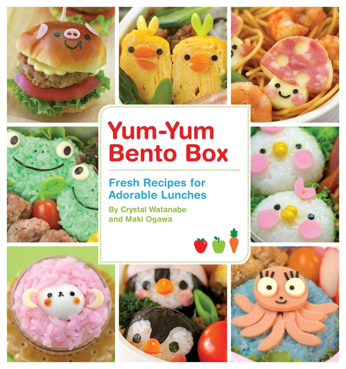 Yum Yum Bento Box Recipes Adorable product image