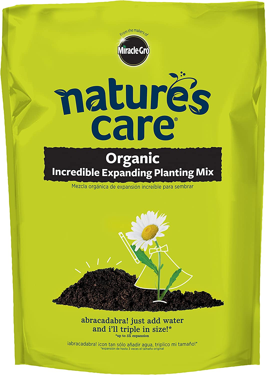 Nature's Care Incredible Expanding Potting Soil