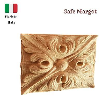 Fregi Safe Margot Fregio In Pasta Di Legno Confezione Da N Pz10