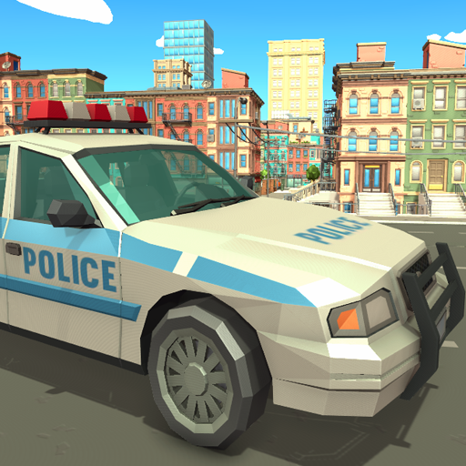 Crime Town Police Blocky Car Driver 3d : Police Car Driving Pro Parking Adventure Best Free Game 2019 (Best Simulation Games 2019)