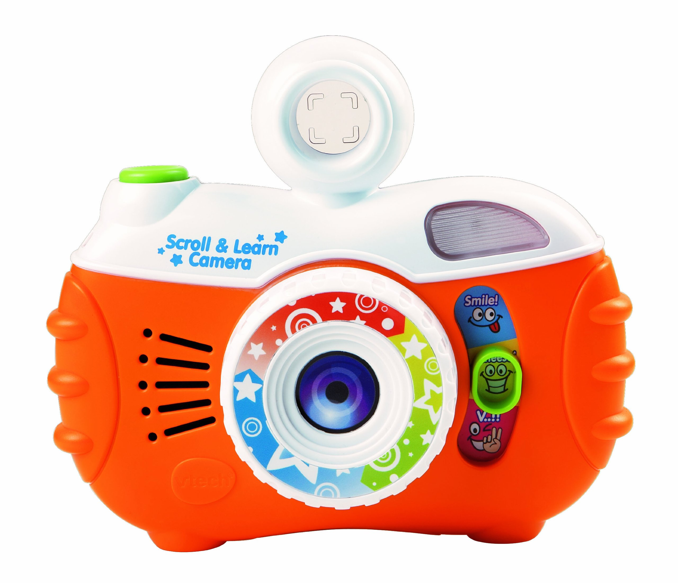 VTech Scroll and Learn Camera - Multi-Colored by VTech