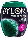 New Dylon 350g Machine Dye Pods - Full Range of New Colours Available! (Forest Green)