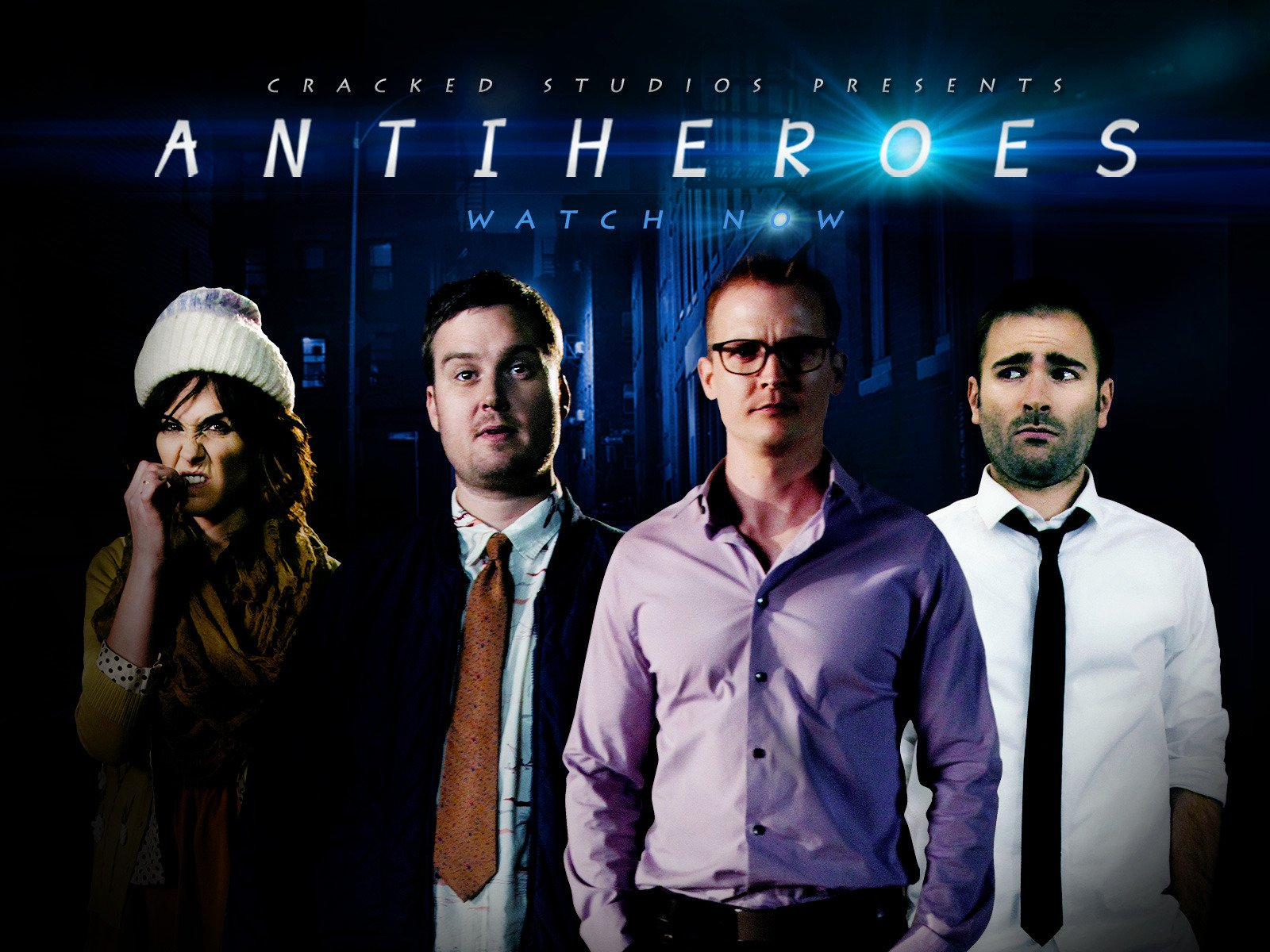 Antiheroes on Amazon Prime Video UK