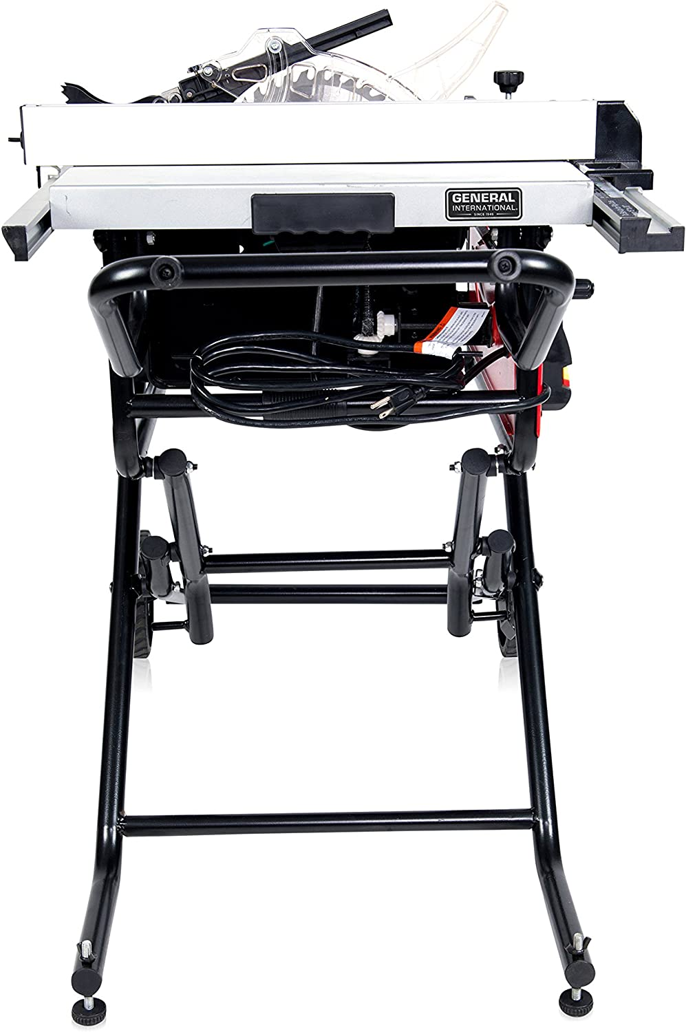 General International TS4004 Table Saws product image 3
