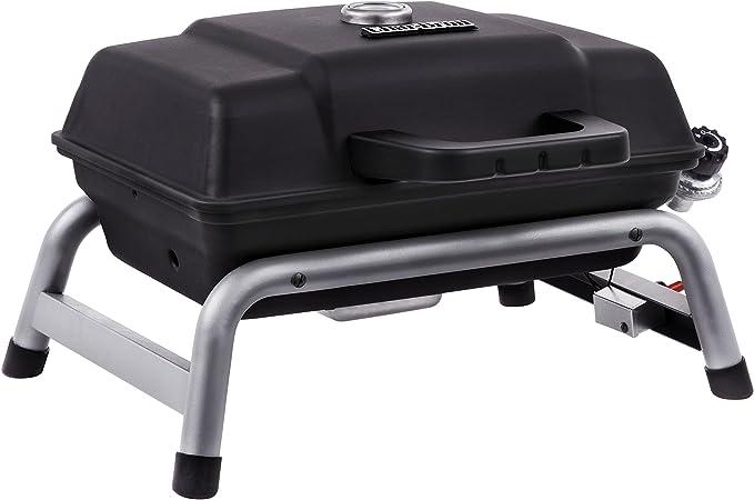 Amazon Com Char Broil Portable 240 Liquid Propane Gas Grill Garden Outdoor