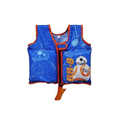 SwimWays Star Wars BB-8 Swim Vest: Toys & Games
