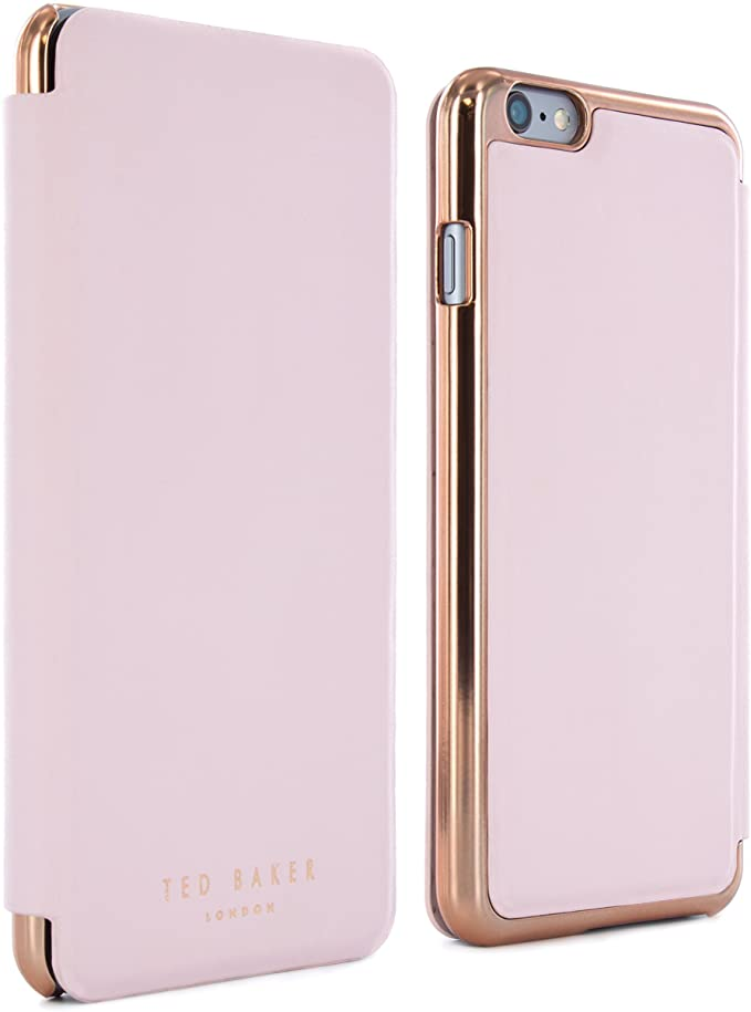 Ted Baker Kadia - Funda para Apple iPhone 6 Plus, color rosa: Amazon.es: Electrónica