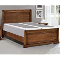Spinal Solution 8-Inch King Size Assembled Foundation for Mattress, SensationCollection