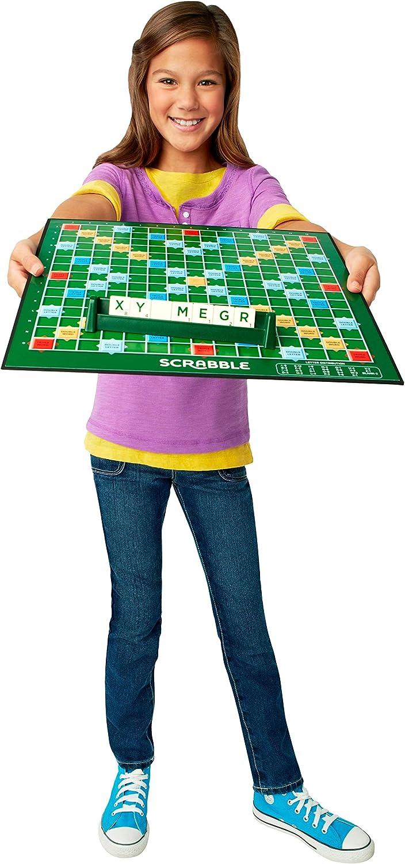 Mattel Scrabble - Juego de mesa (en inglés) , color/modelo surtido: Scrabble: Amazon.es: Juguetes y juegos