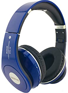 Bluetooth Headphone, Noise Cancelling, Built in Mic, FM Radio, Micro SD Card