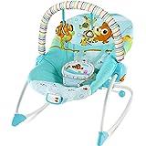 Disney Baby 10257 Findet Nemo Finsand Friends-Wippe für Babys und Kleinkinder