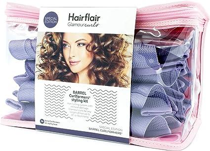 Curlformers® Glamourcurls - Set de 24 rizadores de pelo con ...