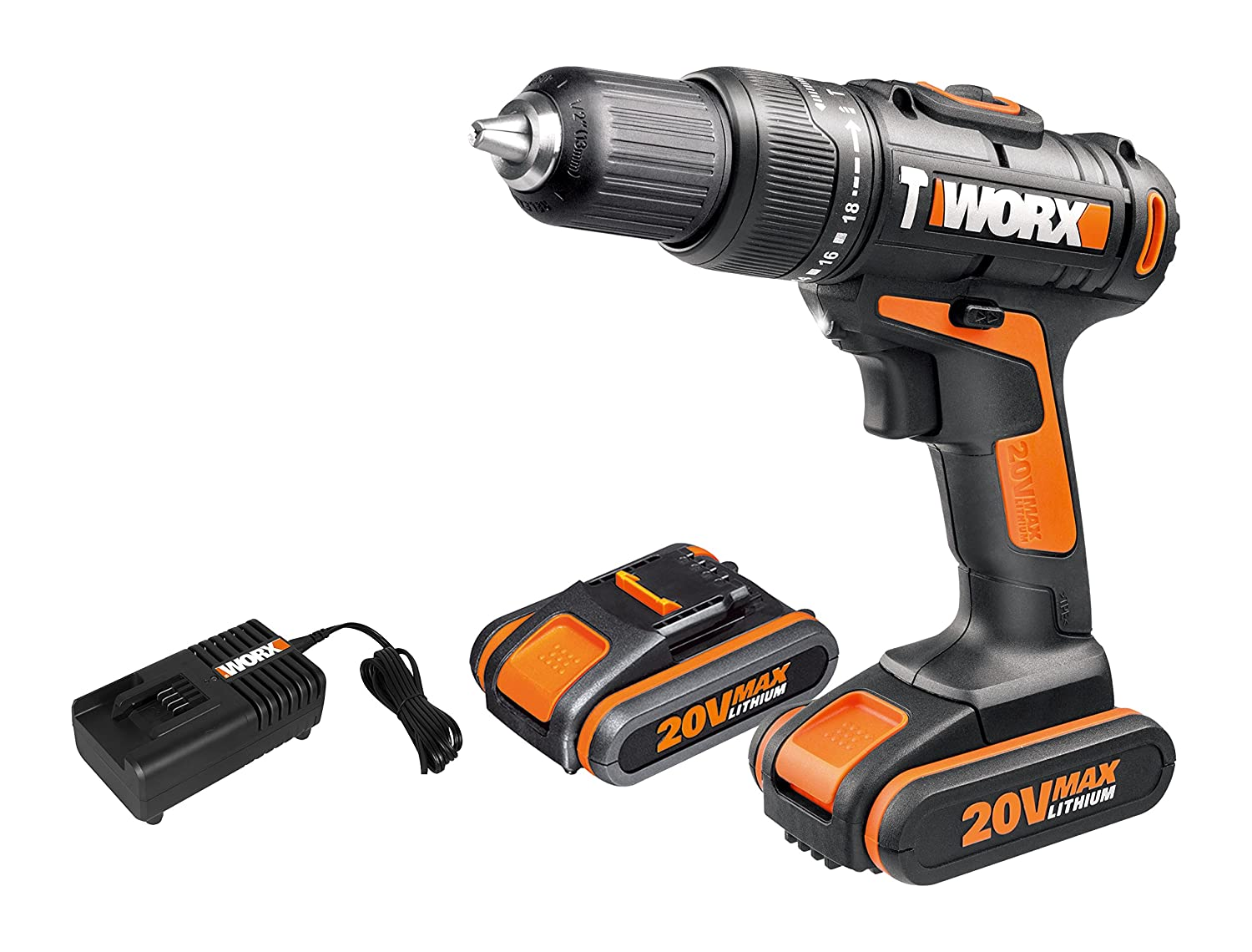 Best Cordless Drill 2020.Worx 20v Cordless Hammer Drill Review 2019 2020