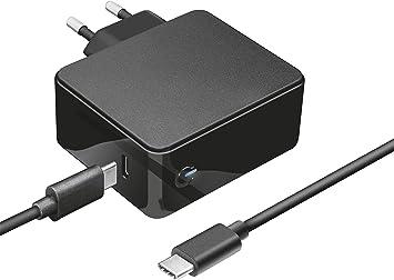 Trust Summa - Cargador Universal USB-C de 45 W para portátiles ...