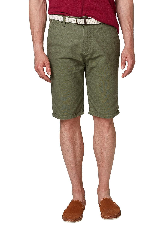 TALLA W33. Esprit Pantalones Cortos para Hombre