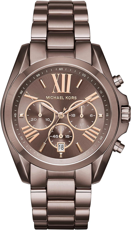 Michael Kors Reloj para Mujer de MK6247: Amazon.es: Relojes