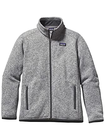 003d922dcf13 Amazon.com  Patagonia Kids Boys  Better Sweater Jacket (Little Big ...
