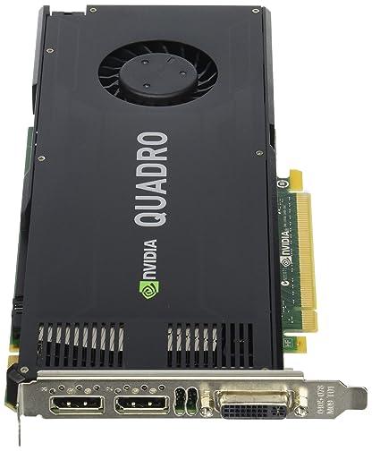 PNY VCQK4000-ESPPB Quadro K4000 3GB GDDR5 - Tarjeta gráfica ...