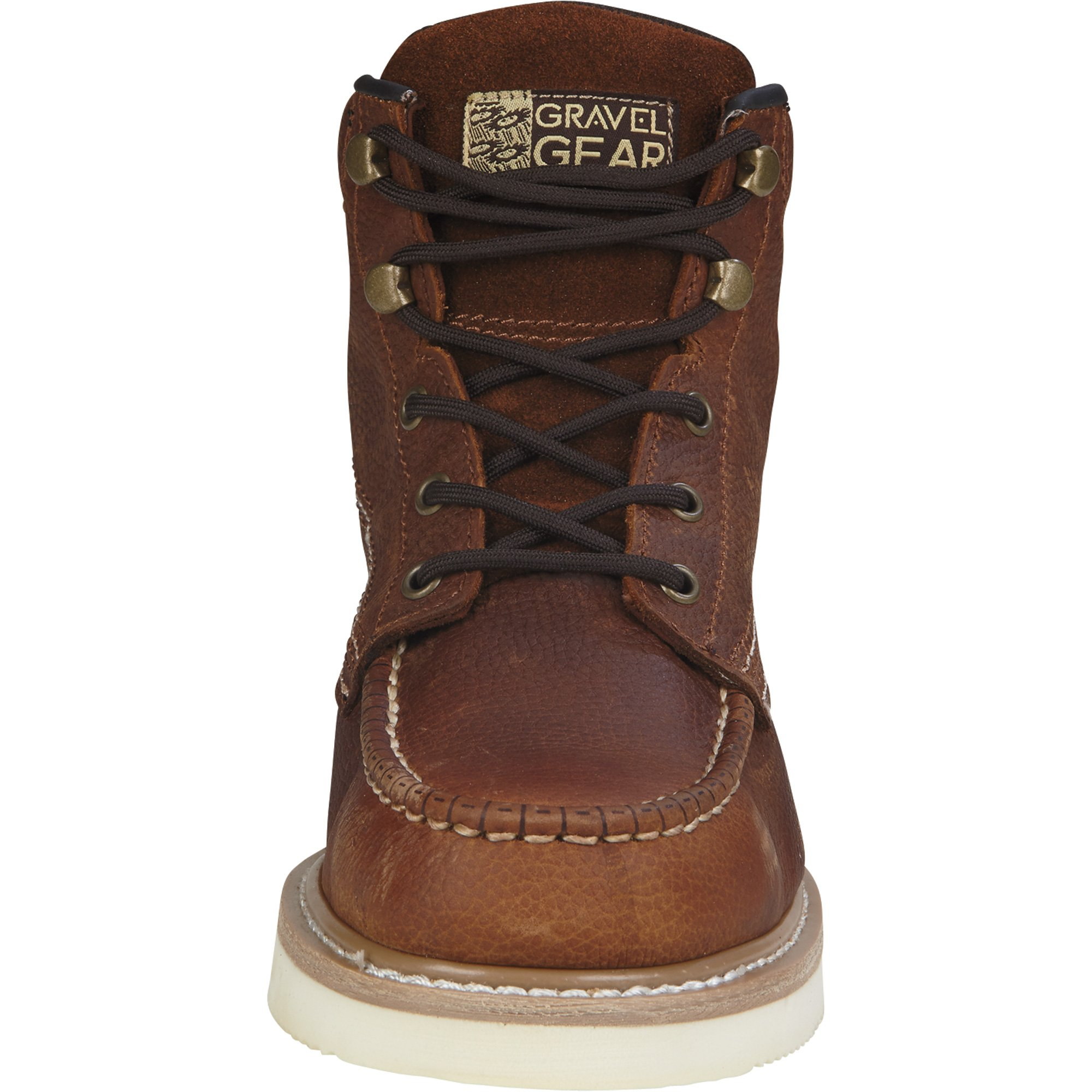 Gravel Gear 6in. Moc Toe Wedge Boot (10.5) by Gravel Gear (Image #6)