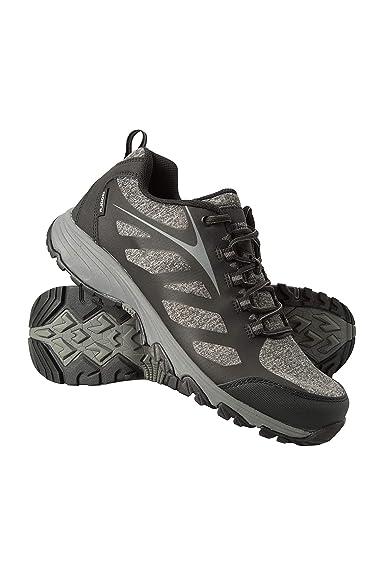 Mountain Warehouse Arctos Waterproof Shoes - Rainproof Mens Walking Shoes caf5ba5e2850