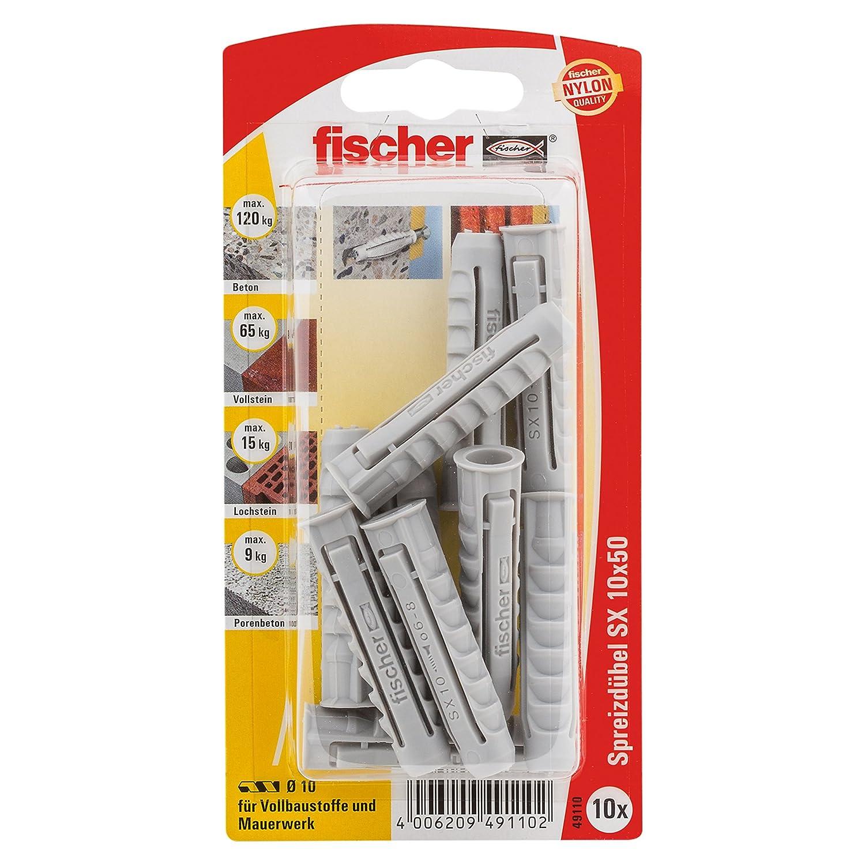 Fischer M101432 Taco nylon sx fischer blister 10k-10 tacos