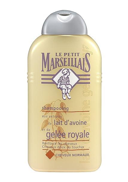 Le Petit Marseillais – Champú cabello normal leche de avena – Gelée royale – FLACON 250