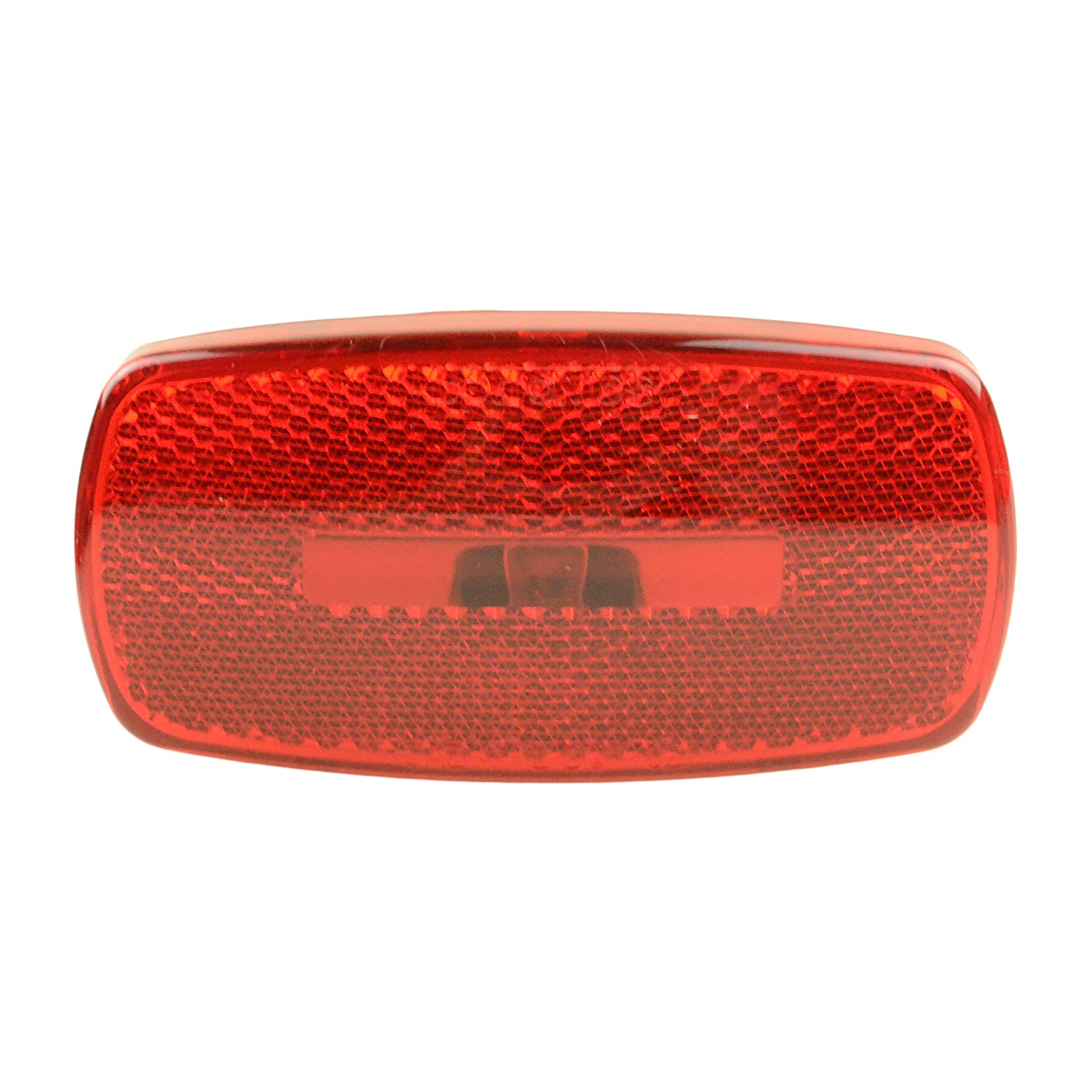 Optronics MC32RBP Side Marker Light - Red (1) 4333270957