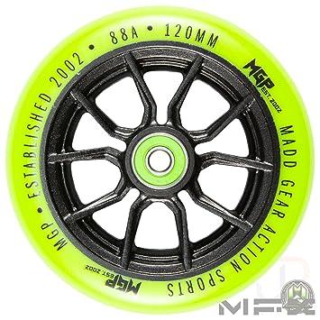 Madd Gear MFX Syndicate AR120 Core - Ruedas de Metal para ...