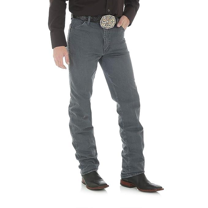 Amazon.com: Wrangler, pantalón de jean ceñido ...