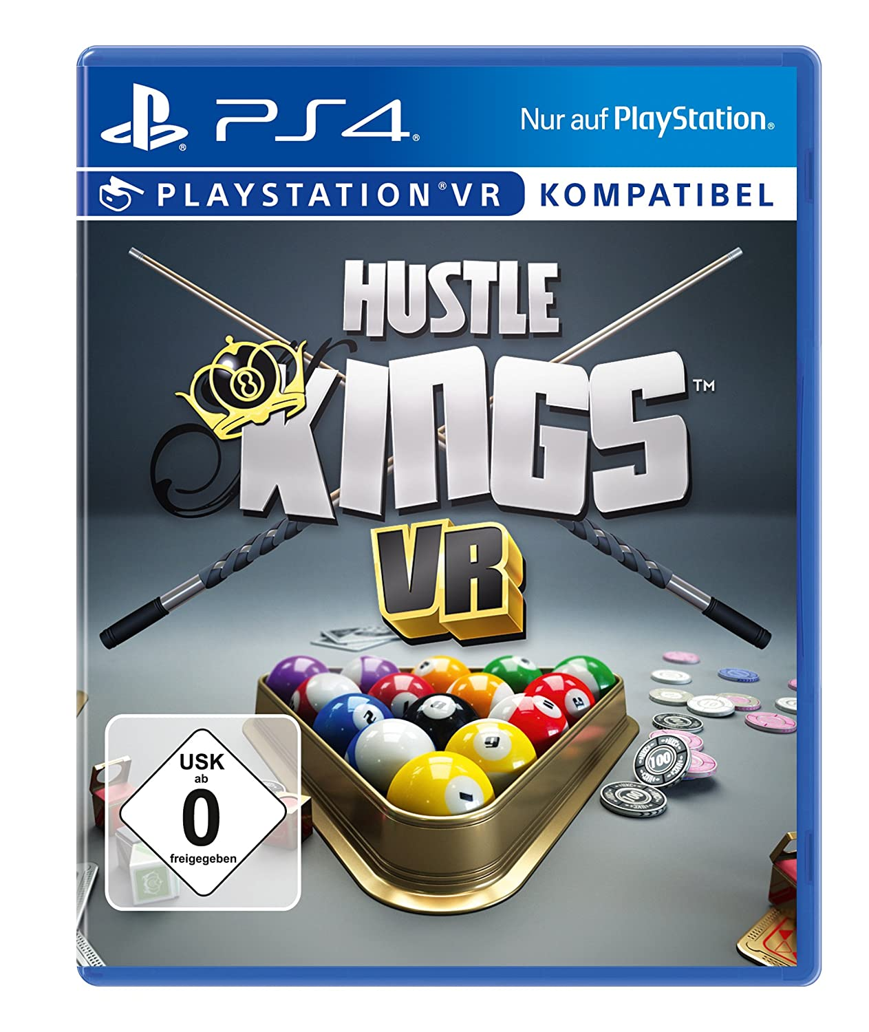 Hustle Kings PSVR amazon