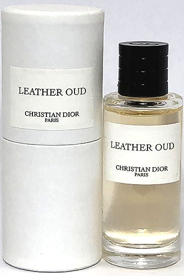 7ef440da9a Amazon.com : Maison Christian Dior Leather Oud Eau De Parfum Mini ...