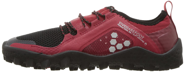 Vivobarefoot Women's Primus Lightweight Soft Ground 42 Running Shoe Trail-Runners B01LZ0M7YP 42 Ground D EU (11 US) Black 221ad3
