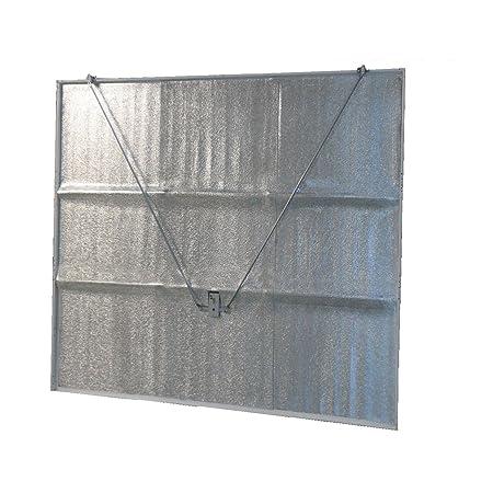Aluminium Faced Sticky Back Insulation For A Garage Door Amazon