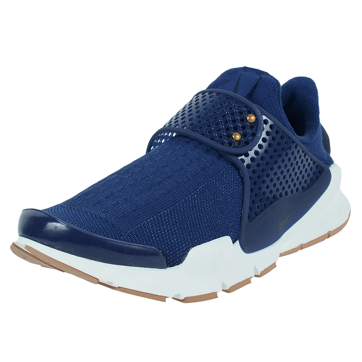NIKE Womens Sock Dart Running Shoes B01HK3VDQY 8 B(M) US|Coastal Blue/Obsidian-Obsidian-Silver